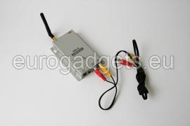Wireless camera with receiver kit