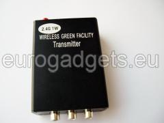 Wireless transmitter 1W