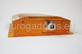 GSM signal booster - 200 sq. m.