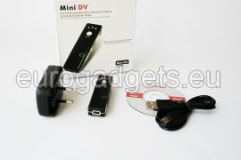 Mini camera and audio recorder 4GB
