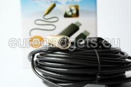 Waterproof endoscope - 10 m