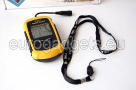 Handheld fishing scanner