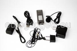 Audio recorder with bluetooth