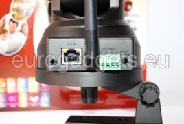 IP camera - (portable)