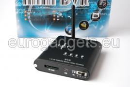 Dual-channel DVR