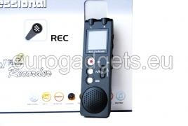 Bluetooth audio recorder with noise suppression