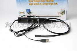 Mini camera with flexible tube - 7.2 mm
