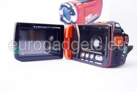 Underwater camera for HD pictures