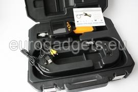 Endoscope with video recording