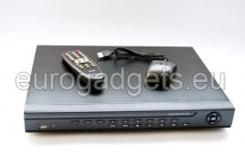 16-channel recorder