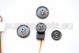 CCTV camera button