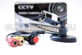 CCTV Camera with IR LEDs