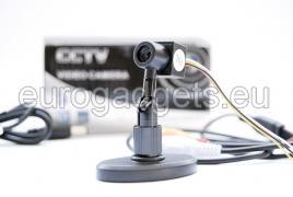 Mini CCTV Camera with mount