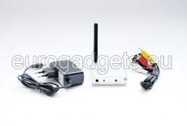 Receiver for wireless cameras 2.3/2.4 GHz