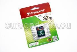 Transcend Memory card - 32GB