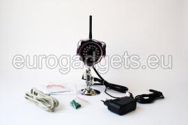Waterproof IP Camera for outdoor mounting